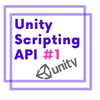 Unity3D Scripting API