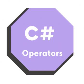 C# Unity3D Operators