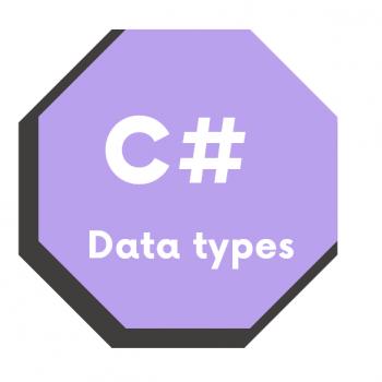 Data types in C#