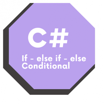 If - Else If - Else Conditional